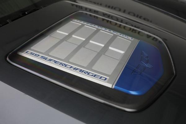 Used 2010 Chevrolet Corvette ZR1 for sale $85,900 at Bugatti of Greenwich in Greenwich CT 06830 20