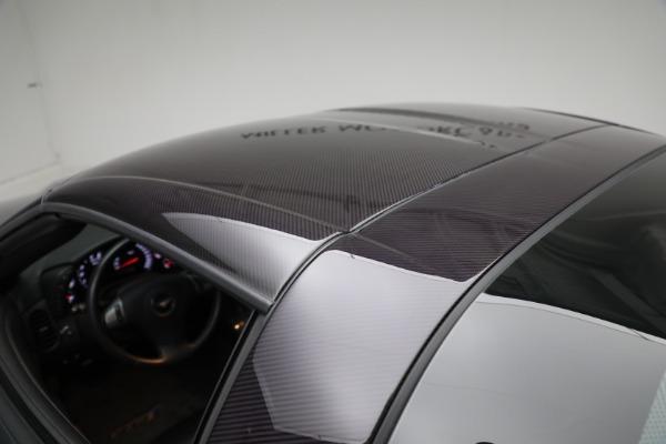 Used 2010 Chevrolet Corvette ZR1 for sale $85,900 at Bugatti of Greenwich in Greenwich CT 06830 22