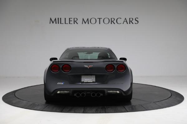 Used 2010 Chevrolet Corvette ZR1 for sale $85,900 at Bugatti of Greenwich in Greenwich CT 06830 6