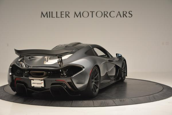 Used 2014 McLaren P1 Coupe for sale Call for price at Bugatti of Greenwich in Greenwich CT 06830 10