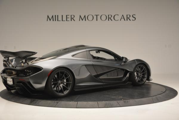 Used 2014 McLaren P1 Coupe for sale Call for price at Bugatti of Greenwich in Greenwich CT 06830 11