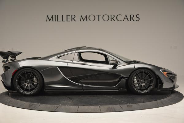 Used 2014 McLaren P1 Coupe for sale Call for price at Bugatti of Greenwich in Greenwich CT 06830 12