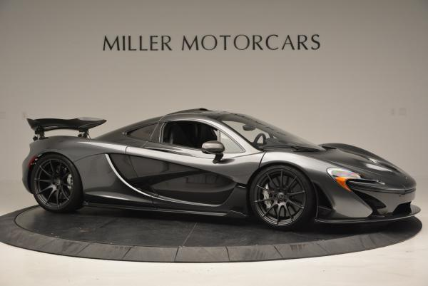 Used 2014 McLaren P1 for sale Call for price at Bugatti of Greenwich in Greenwich CT 06830 13
