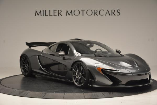 Used 2014 McLaren P1 for sale Call for price at Bugatti of Greenwich in Greenwich CT 06830 14