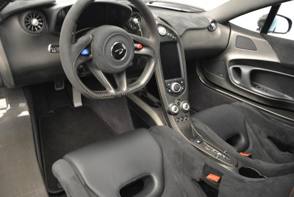 Used 2014 McLaren P1 Coupe for sale Call for price at Bugatti of Greenwich in Greenwich CT 06830 15