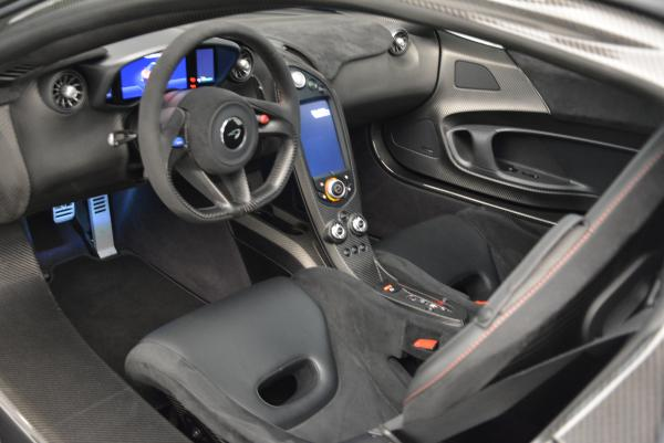 Used 2014 McLaren P1 Coupe for sale Call for price at Bugatti of Greenwich in Greenwich CT 06830 16