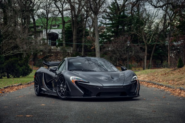 Used 2014 McLaren P1 Coupe for sale Call for price at Bugatti of Greenwich in Greenwich CT 06830 20
