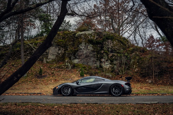 Used 2014 McLaren P1 Coupe for sale Call for price at Bugatti of Greenwich in Greenwich CT 06830 21