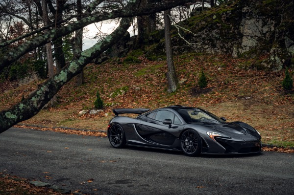 Used 2014 McLaren P1 for sale Call for price at Bugatti of Greenwich in Greenwich CT 06830 22