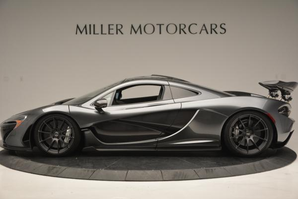 Used 2014 McLaren P1 Coupe for sale Call for price at Bugatti of Greenwich in Greenwich CT 06830 3