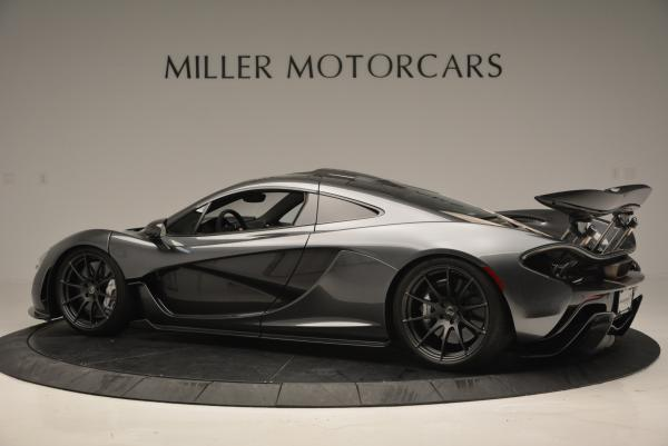 Used 2014 McLaren P1 for sale Call for price at Bugatti of Greenwich in Greenwich CT 06830 4
