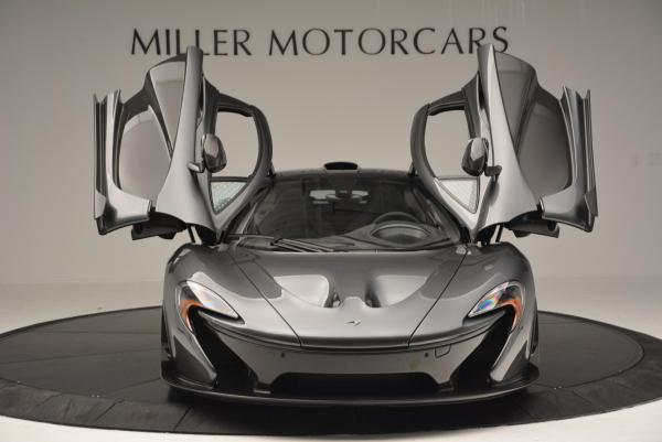 Used 2014 McLaren P1 Coupe for sale Call for price at Bugatti of Greenwich in Greenwich CT 06830 6