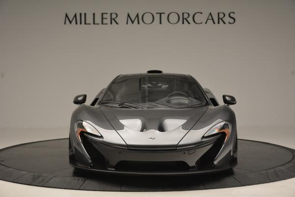 Used 2014 McLaren P1 Coupe for sale Call for price at Bugatti of Greenwich in Greenwich CT 06830 7
