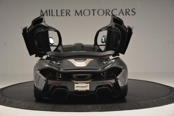 Used 2014 McLaren P1 Coupe for sale Call for price at Bugatti of Greenwich in Greenwich CT 06830 8