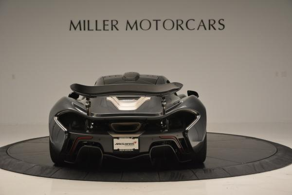 Used 2014 McLaren P1 Coupe for sale Call for price at Bugatti of Greenwich in Greenwich CT 06830 9