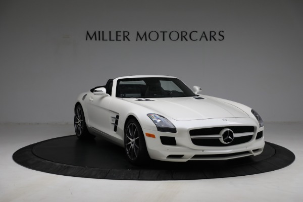 Used 2012 Mercedes-Benz SLS AMG for sale $159,900 at Bugatti of Greenwich in Greenwich CT 06830 10
