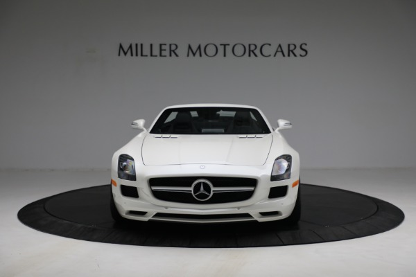 Used 2012 Mercedes-Benz SLS AMG for sale $159,900 at Bugatti of Greenwich in Greenwich CT 06830 11