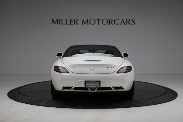 Used 2012 Mercedes-Benz SLS AMG for sale $159,900 at Bugatti of Greenwich in Greenwich CT 06830 13