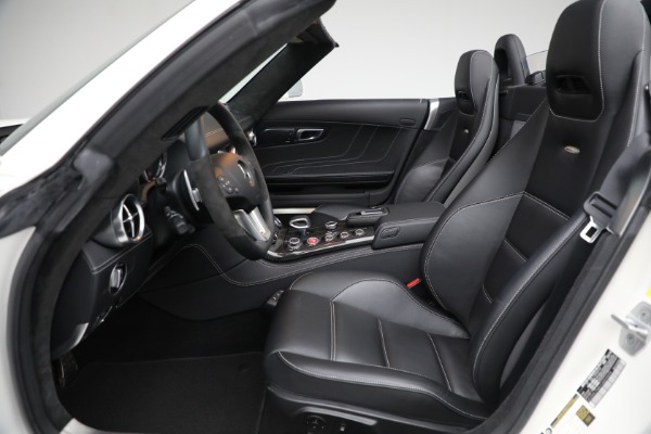 Used 2012 Mercedes-Benz SLS AMG for sale $159,900 at Bugatti of Greenwich in Greenwich CT 06830 16