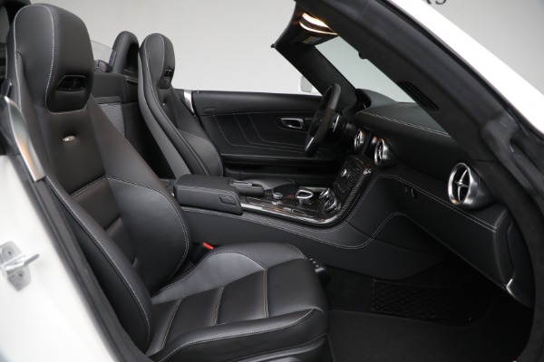 Used 2012 Mercedes-Benz SLS AMG for sale $159,900 at Bugatti of Greenwich in Greenwich CT 06830 19