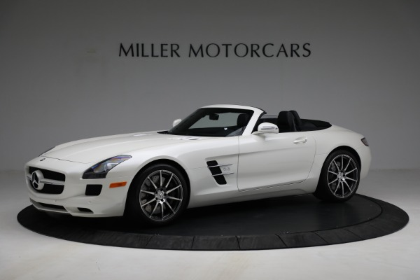 Used 2012 Mercedes-Benz SLS AMG for sale $159,900 at Bugatti of Greenwich in Greenwich CT 06830 2