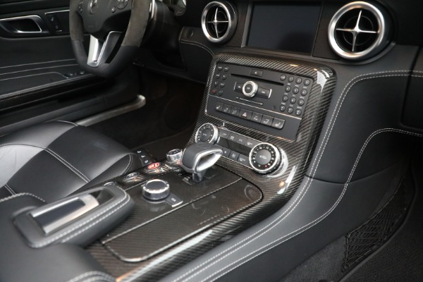 Used 2012 Mercedes-Benz SLS AMG for sale $159,900 at Bugatti of Greenwich in Greenwich CT 06830 21