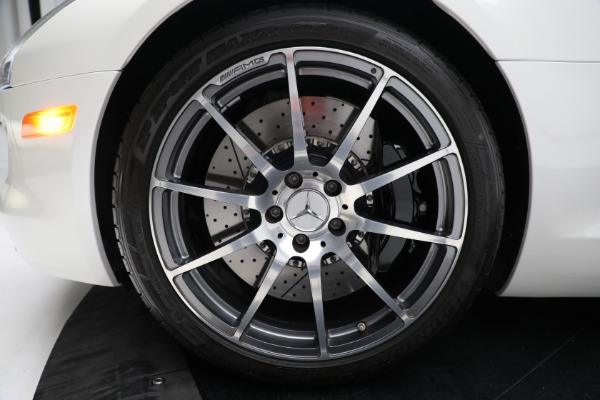 Used 2012 Mercedes-Benz SLS AMG for sale $159,900 at Bugatti of Greenwich in Greenwich CT 06830 23