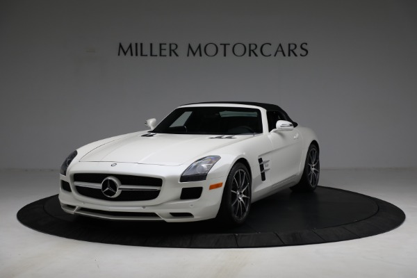 Used 2012 Mercedes-Benz SLS AMG for sale $159,900 at Bugatti of Greenwich in Greenwich CT 06830 3