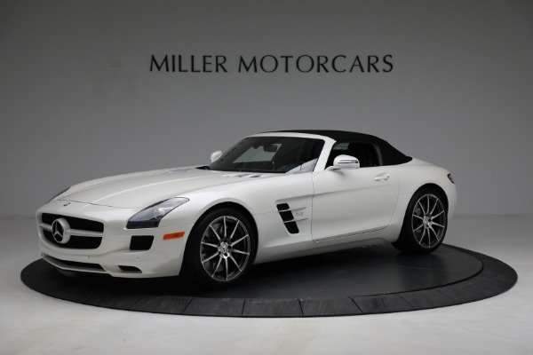 Used 2012 Mercedes-Benz SLS AMG for sale $159,900 at Bugatti of Greenwich in Greenwich CT 06830 4