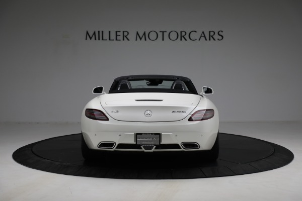 Used 2012 Mercedes-Benz SLS AMG for sale $159,900 at Bugatti of Greenwich in Greenwich CT 06830 6