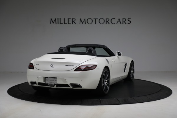 Used 2012 Mercedes-Benz SLS AMG for sale $159,900 at Bugatti of Greenwich in Greenwich CT 06830 7
