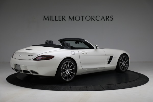 Used 2012 Mercedes-Benz SLS AMG for sale $159,900 at Bugatti of Greenwich in Greenwich CT 06830 8