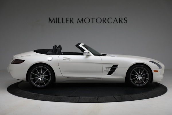 Used 2012 Mercedes-Benz SLS AMG for sale $159,900 at Bugatti of Greenwich in Greenwich CT 06830 9