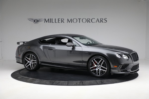 Used 2017 Bentley Continental GT Supersports for sale $189,900 at Bugatti of Greenwich in Greenwich CT 06830 10