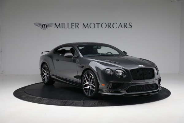 Used 2017 Bentley Continental GT Supersports for sale $189,900 at Bugatti of Greenwich in Greenwich CT 06830 11