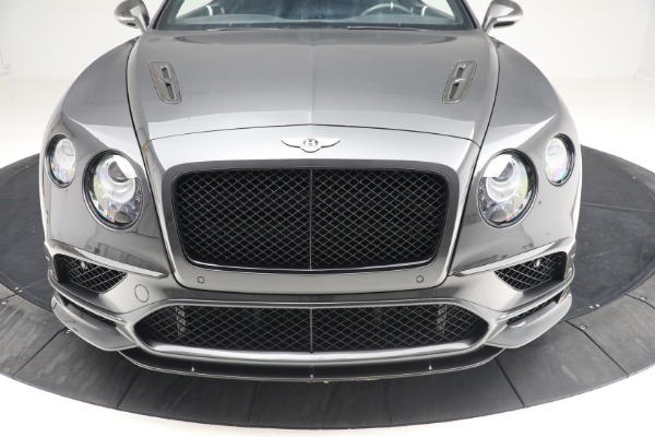 Used 2017 Bentley Continental GT Supersports for sale $189,900 at Bugatti of Greenwich in Greenwich CT 06830 13