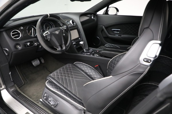 Used 2017 Bentley Continental GT Supersports for sale $189,900 at Bugatti of Greenwich in Greenwich CT 06830 17