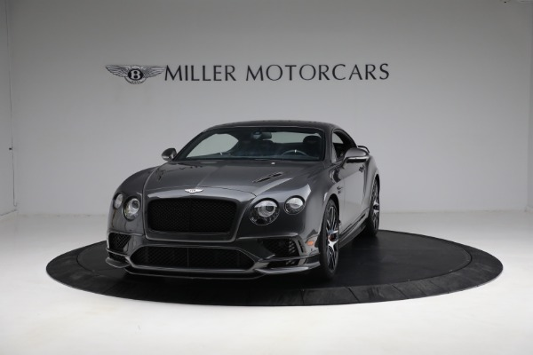 Used 2017 Bentley Continental GT Supersports for sale $189,900 at Bugatti of Greenwich in Greenwich CT 06830 2
