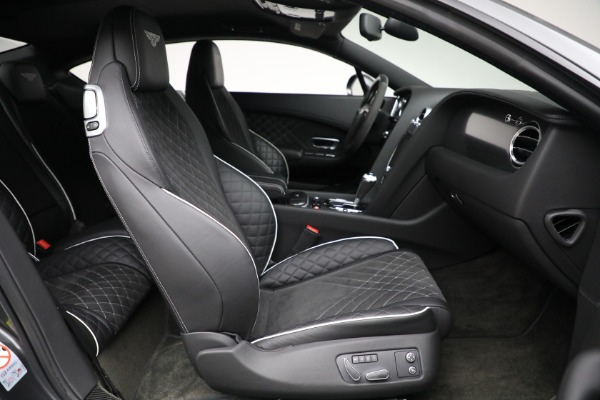 Used 2017 Bentley Continental GT Supersports for sale $189,900 at Bugatti of Greenwich in Greenwich CT 06830 23