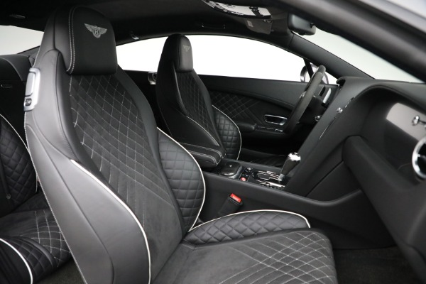Used 2017 Bentley Continental GT Supersports for sale $189,900 at Bugatti of Greenwich in Greenwich CT 06830 24