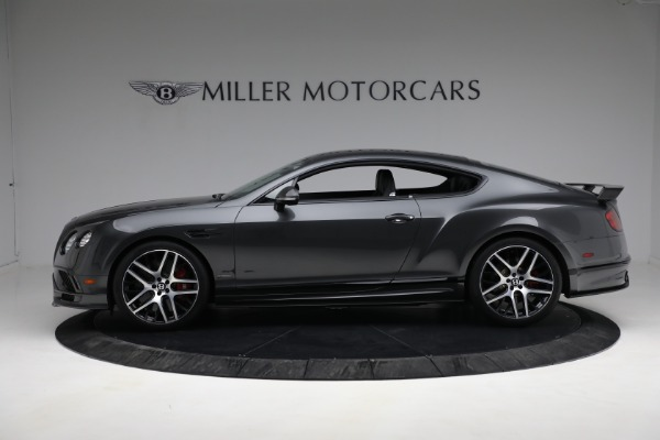 Used 2017 Bentley Continental GT Supersports for sale $189,900 at Bugatti of Greenwich in Greenwich CT 06830 3