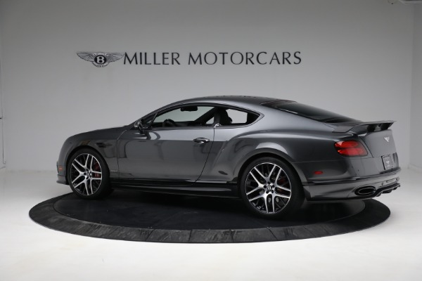Used 2017 Bentley Continental GT Supersports for sale $189,900 at Bugatti of Greenwich in Greenwich CT 06830 4