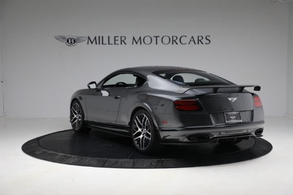 Used 2017 Bentley Continental GT Supersports for sale $189,900 at Bugatti of Greenwich in Greenwich CT 06830 5