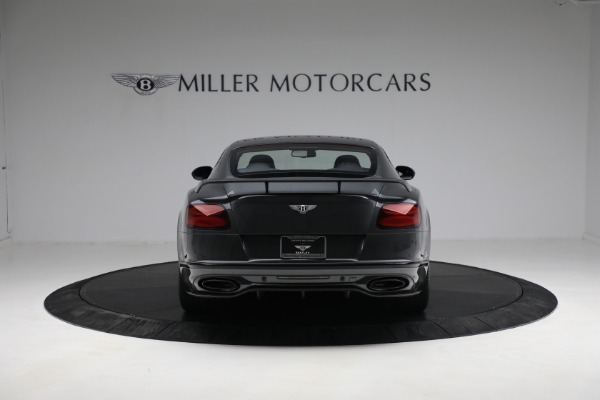 Used 2017 Bentley Continental GT Supersports for sale $189,900 at Bugatti of Greenwich in Greenwich CT 06830 6