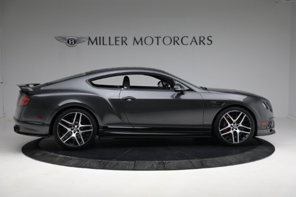 Used 2017 Bentley Continental GT Supersports for sale $189,900 at Bugatti of Greenwich in Greenwich CT 06830 9