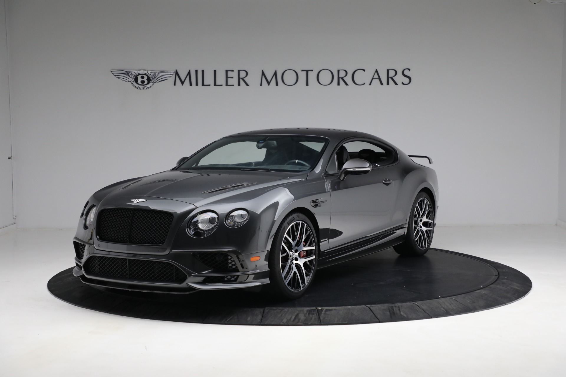Used 2017 Bentley Continental GT Supersports for sale $189,900 at Bugatti of Greenwich in Greenwich CT 06830 1