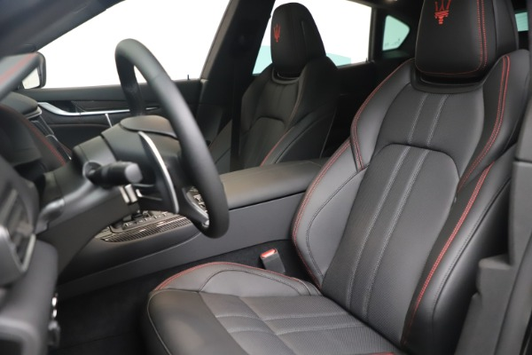 New 2021 Maserati Levante S GranSport for sale Sold at Bugatti of Greenwich in Greenwich CT 06830 15