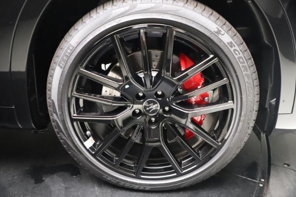 New 2021 Maserati Levante S GranSport for sale Sold at Bugatti of Greenwich in Greenwich CT 06830 23