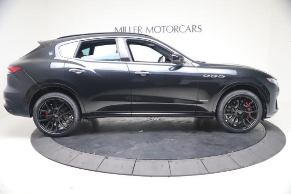 New 2021 Maserati Levante S GranSport for sale Sold at Bugatti of Greenwich in Greenwich CT 06830 9