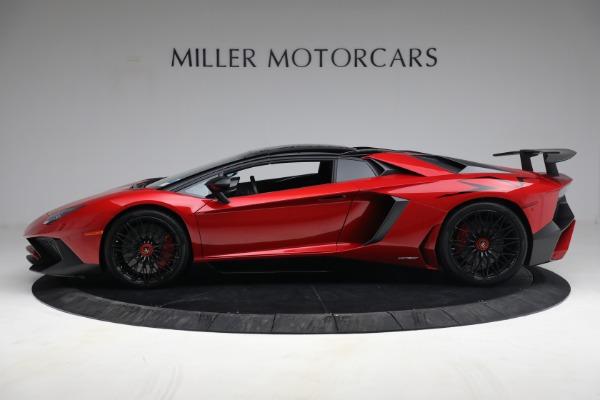 Used 2017 Lamborghini Aventador LP 750-4 SV for sale $599,900 at Bugatti of Greenwich in Greenwich CT 06830 11